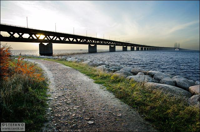 Grusvägen till Öresundsbron
