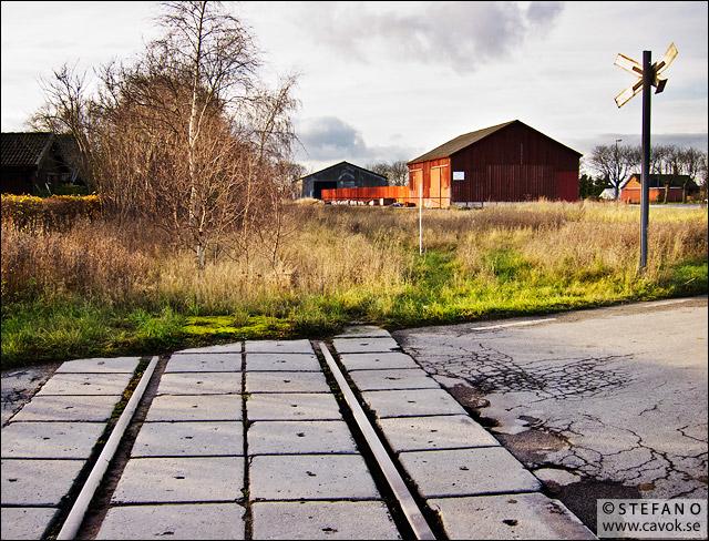 Kyrkheddinge station