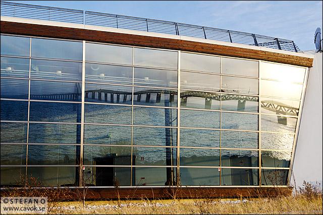 Luftkastellet vid Öresundsbron