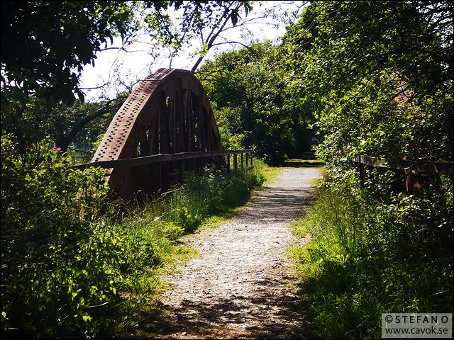 Bro mellan Revinge och Harlösa