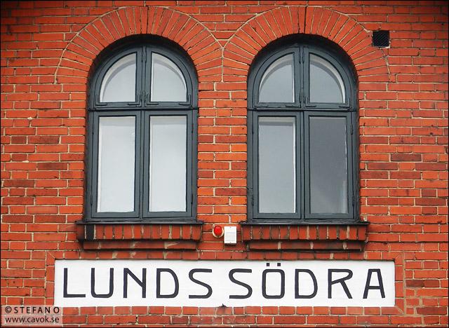 Lunds södra station