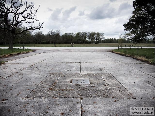 Motorkörningsplats - Björka flygbas