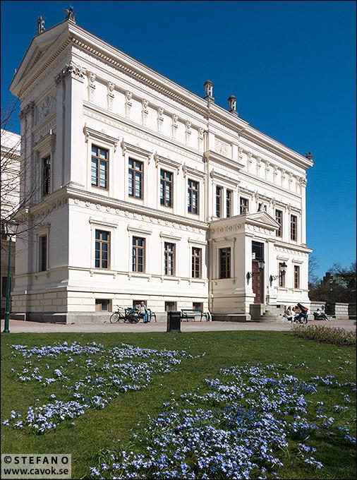 Scilla Universitetshuset