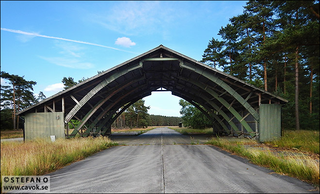 Klargöringsplats Törebodabåge