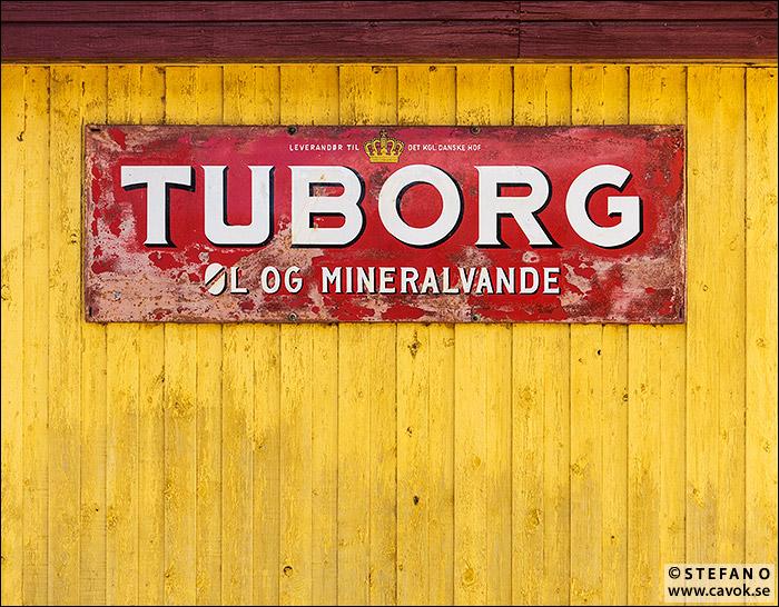 Tuborgskylten