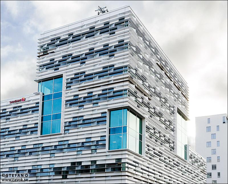 Malmö Live Kontor fasad