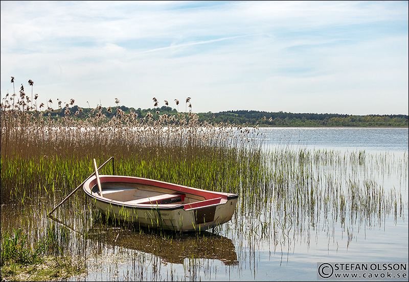 Krankesjöns båtplats