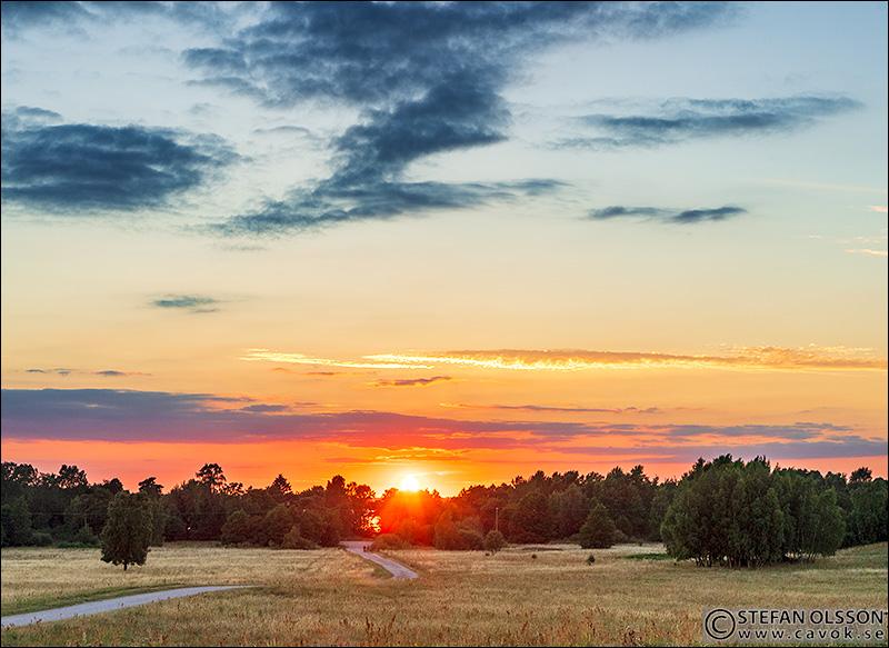 Sommar vid Silvåkra