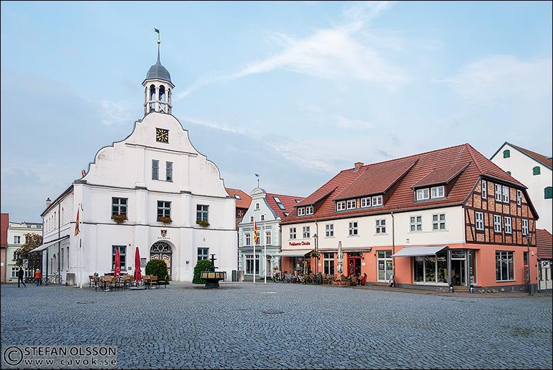 Rådhuset i Wolgast