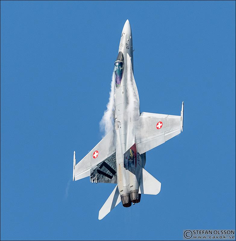 Swiss F/A-18 Hornet