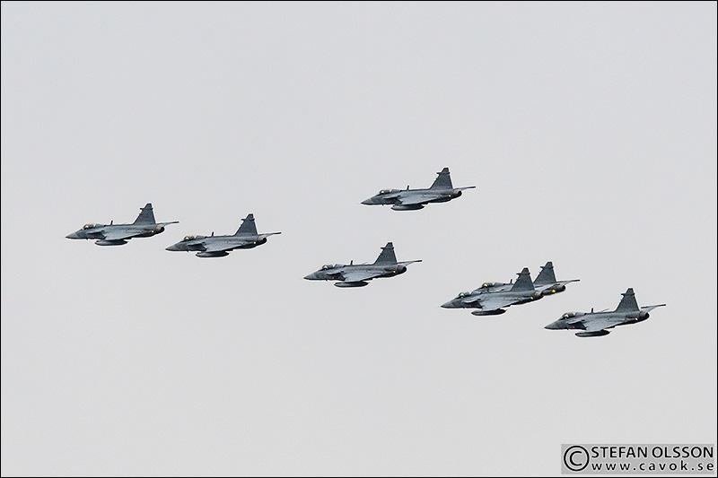 Flygvapnets julhälsning