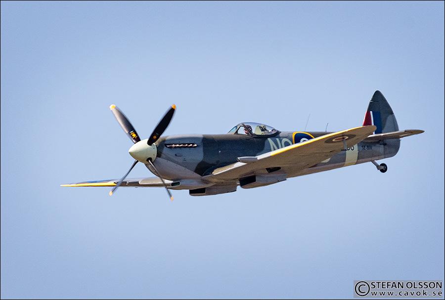 Supermarine Spitfire Mk XVI NG-D