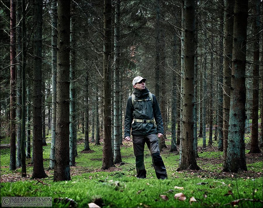 Granarna i Silvåkraskogen